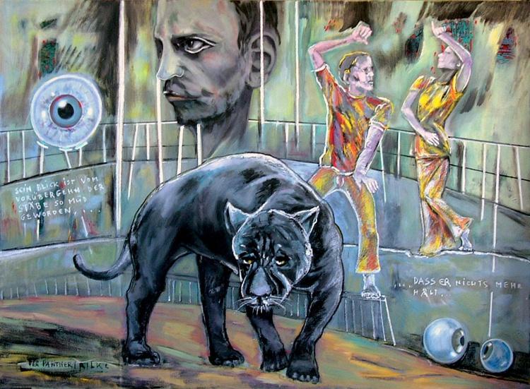 Der Panther (Rilke) / The Panther - Image 0