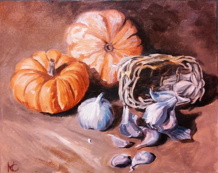 Munchkin pumpkin No2 - Image 0