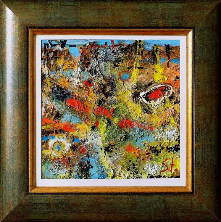 Abstract (burning autumn) -II - Image 0