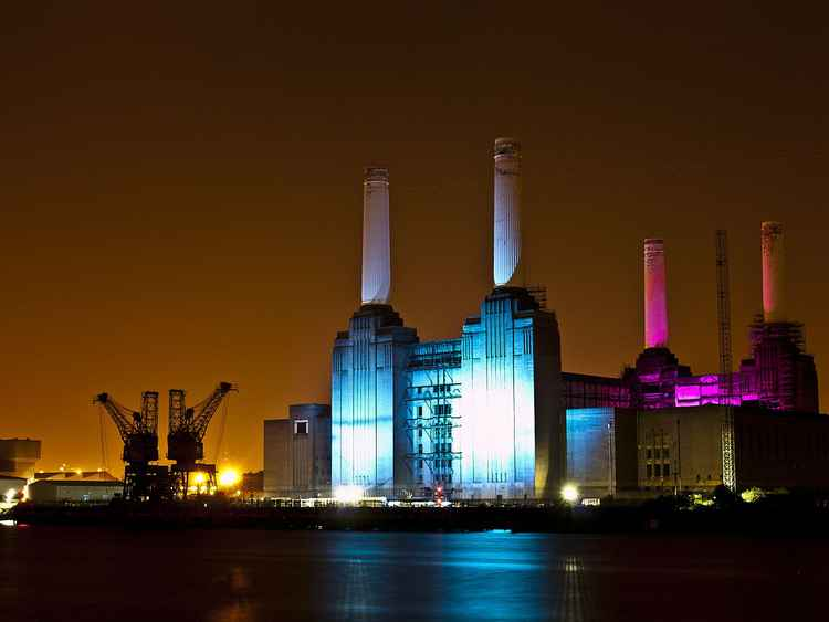 Battersea Power Station #4 -