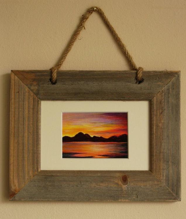 I Love Isle Of Skye, #1, a miniature, ACEO - Image 0