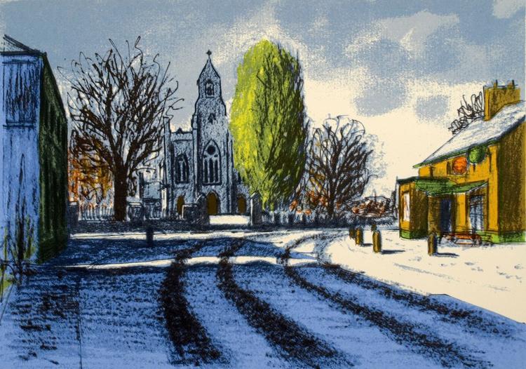 Winter Scene, Ratoath - Image 0