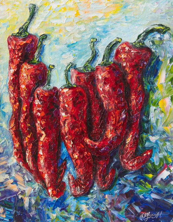 Hot Chili Peppers - Image 0