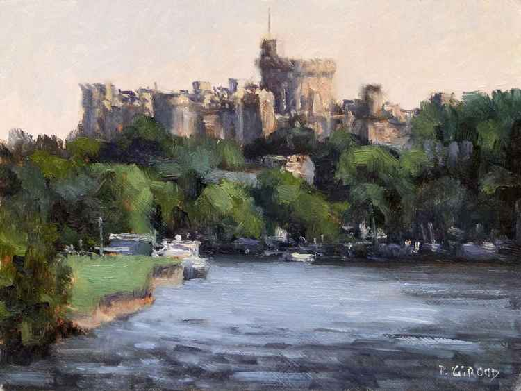 Windsor Castle and the Thames -