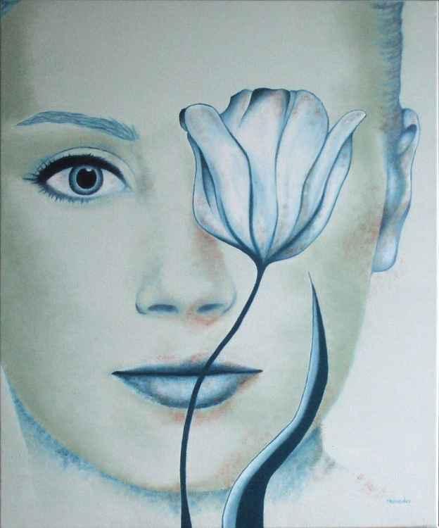 Pardon (Tulipe blanche) -