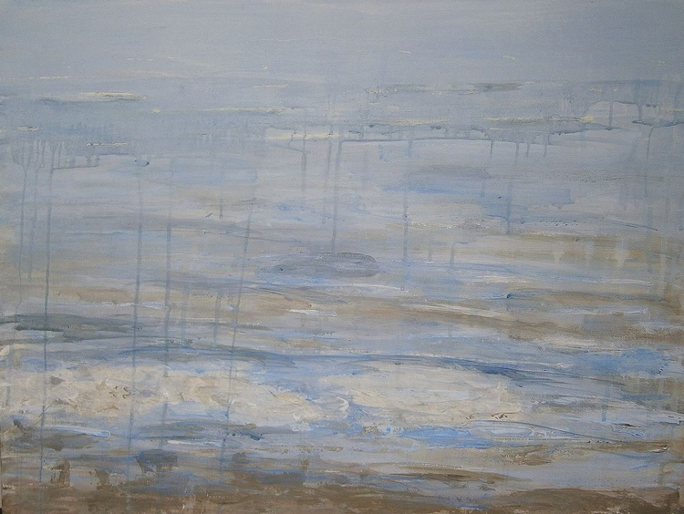 Ethereal Low Tide, Early March - Image 0