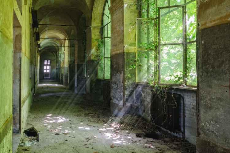 Le couloir -