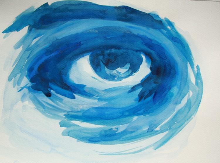 Troubled eye - Image 0