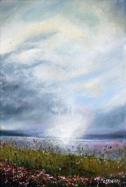 Storm over the Po I. - Image 0