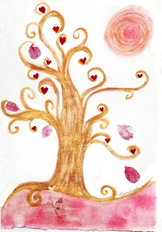 Tree of love - Image 0