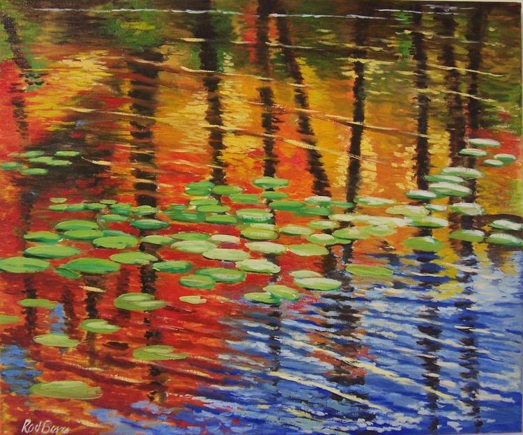 Autumn reflections 2110 - Image 0