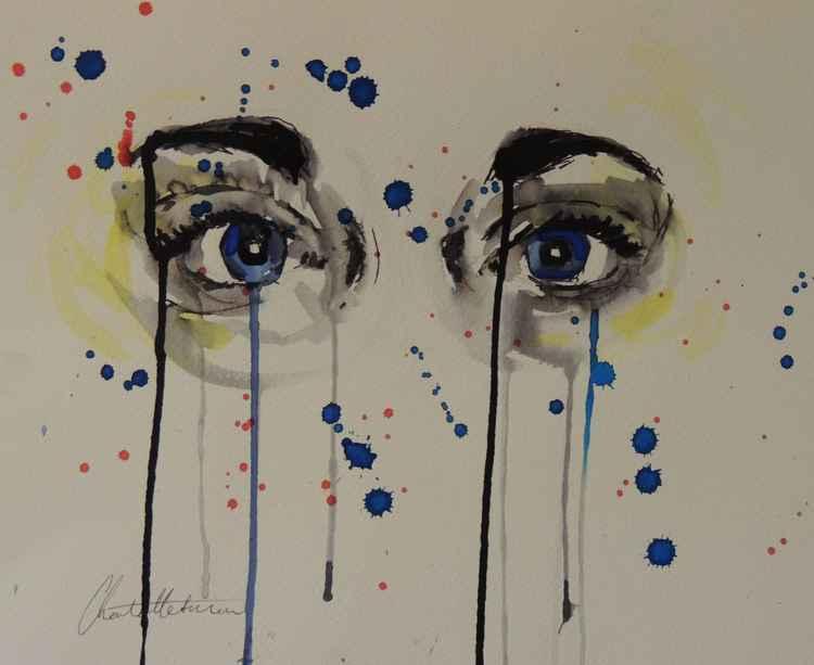 """""""Series of Eyes"""" Kirsty 2"""