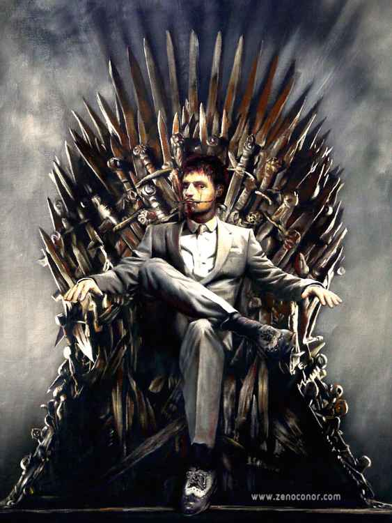 Zen O'conor (IRON THRONE)