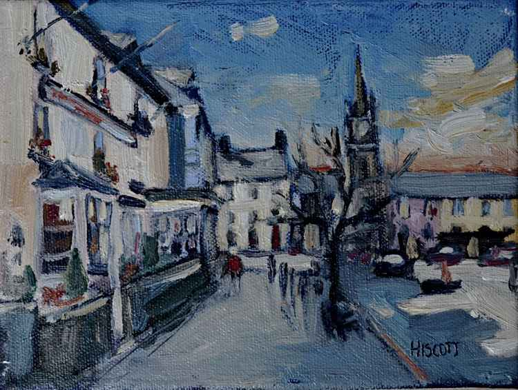 Welsh Market Town