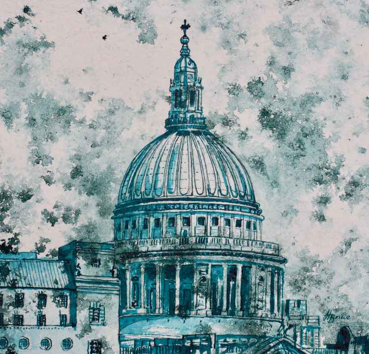 St Pauls Cathedral London -