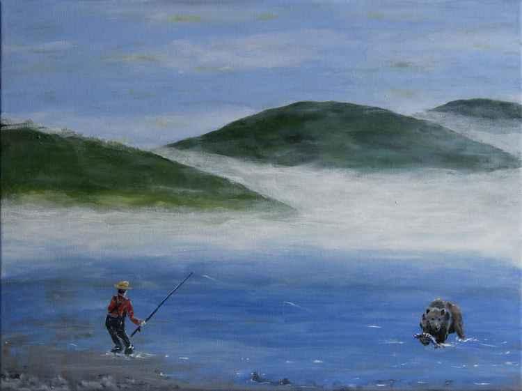 Fishing in the Shuswap