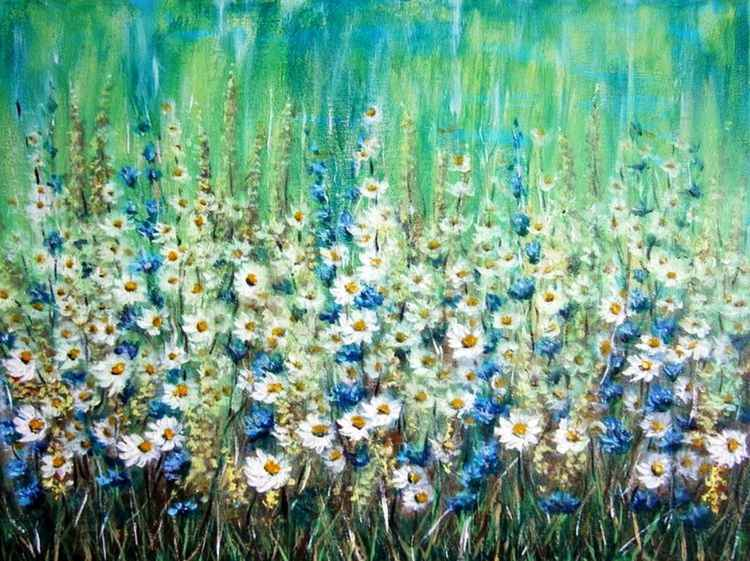 Meadow flowers 1 -
