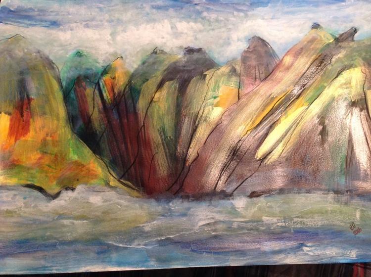 Cliffs of Hirta - Image 0