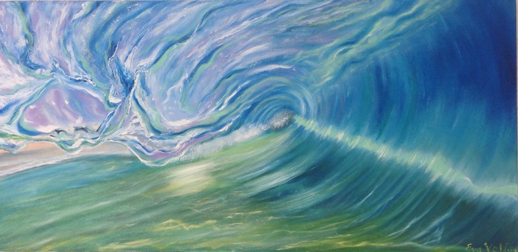 """The Voice of the Sea III 32x16"""" - Image 0"""