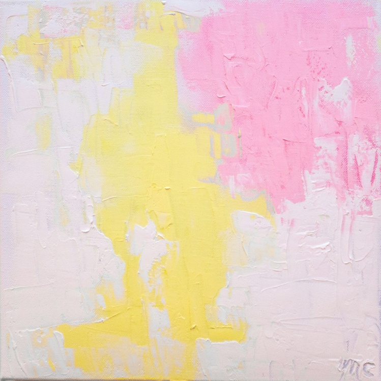Pink and Yellow 2 - Image 0