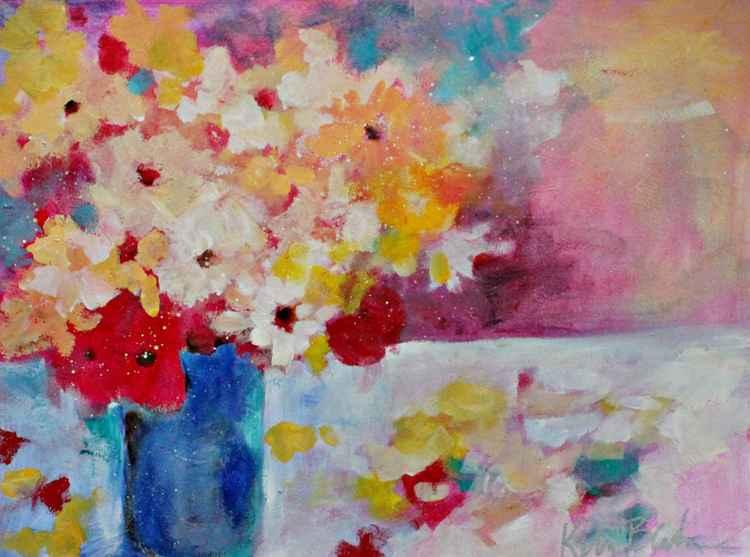 Bouquet and Petals