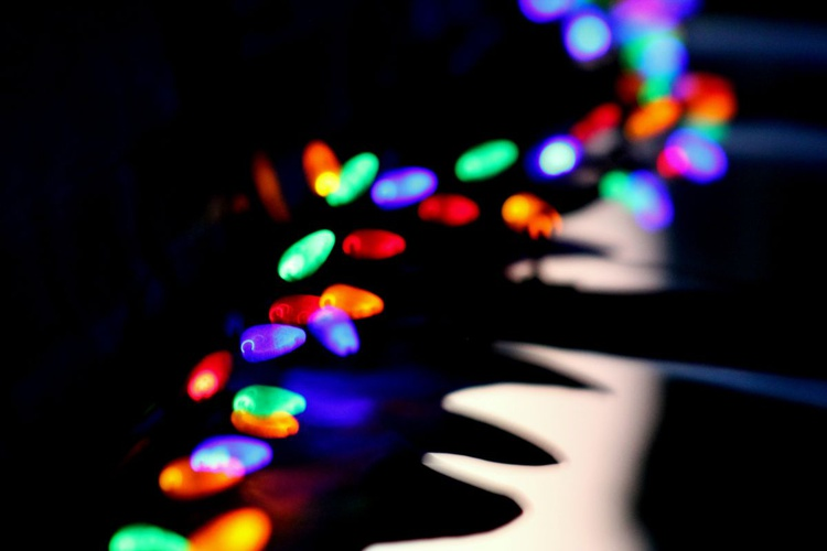Number 3 in light series ....Party lights - Image 0