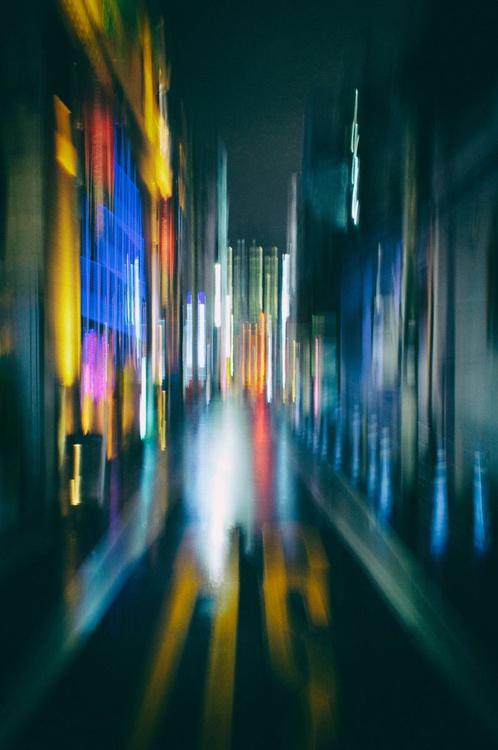 Neon Dreams : Tokyo #3 - Image 0