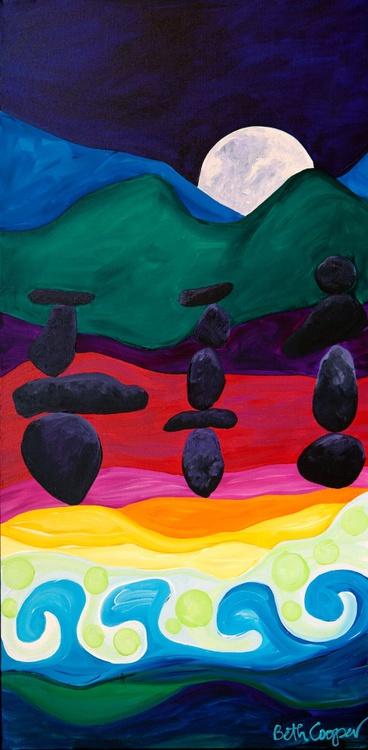 Rock People- Full Moon Rising - Image 0