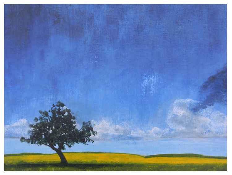 Tree of solitude 1 -