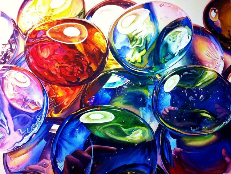 Glass Gems 3 - Image 0