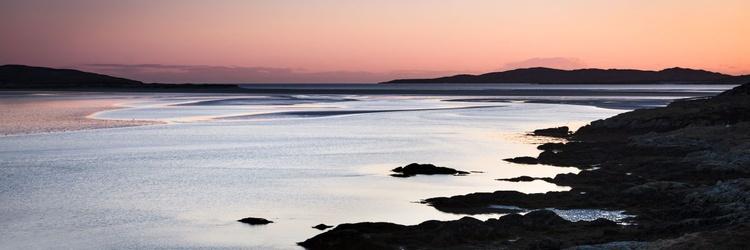 Sunset Over Luskentyre - Image 0