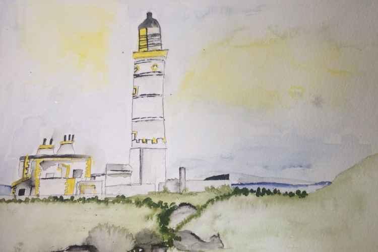 Turnbury lighthouse -
