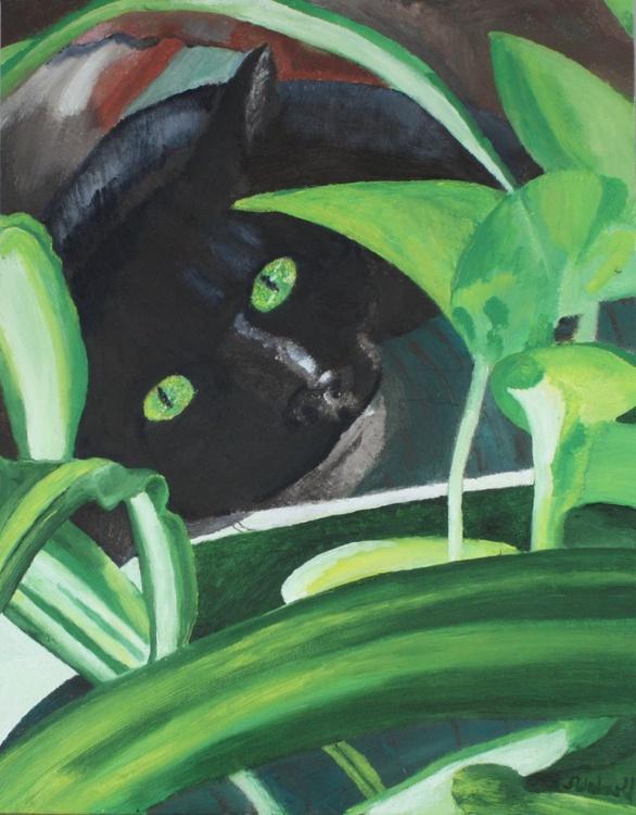 Jungle Cat Spirit - Image 0