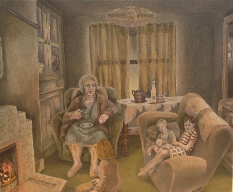 Conversations with Grandma - Image 0