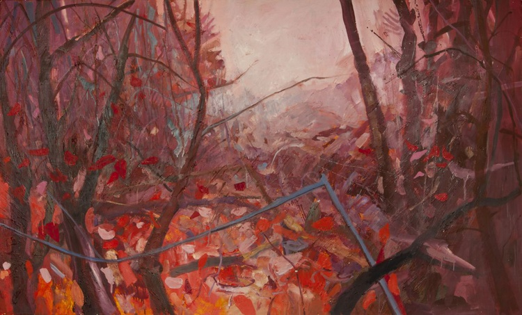forest red - Image 0