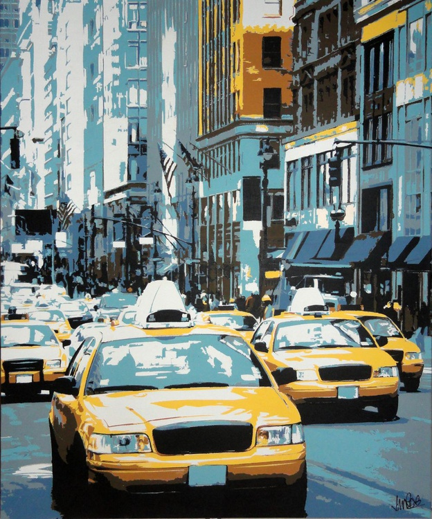 Yellow Cabs - Image 0