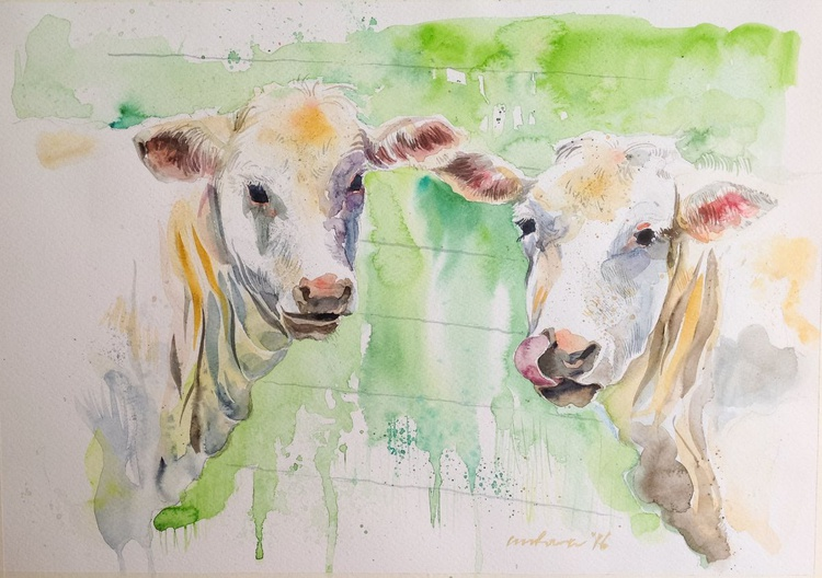 One Cow, Two Cow - Image 0