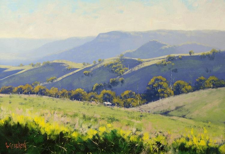 Spring light Kanimbla Valley, Australia - Image 0