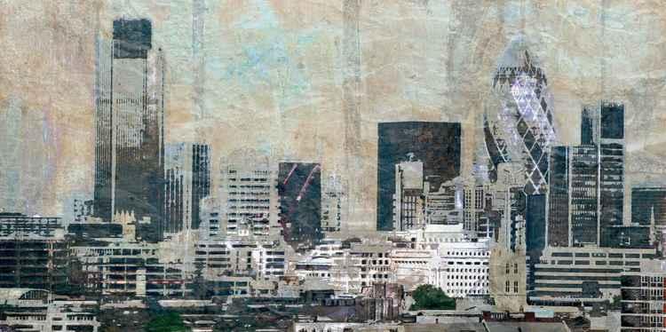 A City View -