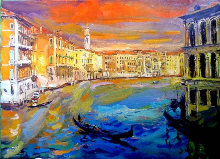 Golden Venice - Image 0