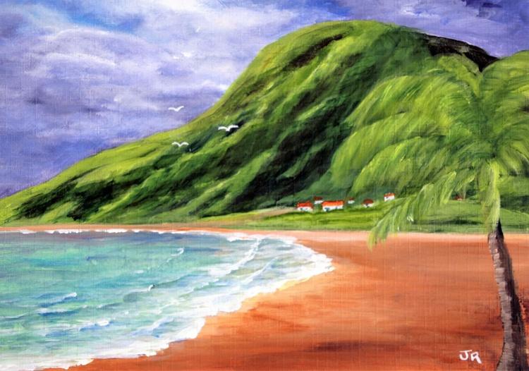 Palm Tree Beach - Image 0