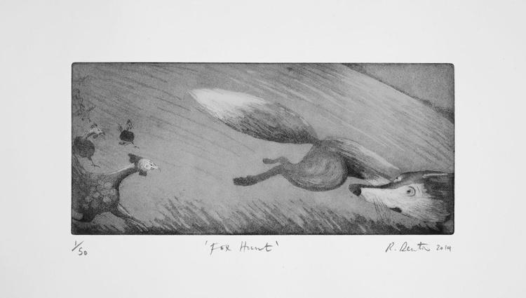 Fox Hunt - Image 0