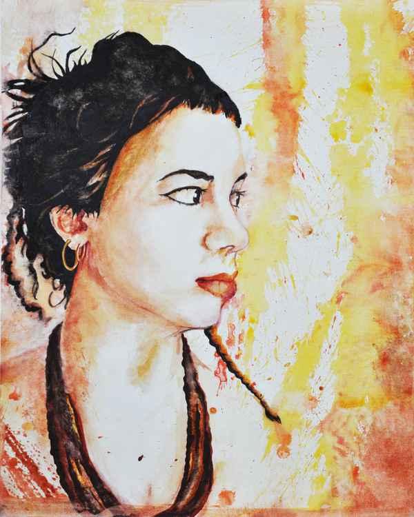 Mariangela Study 02 -