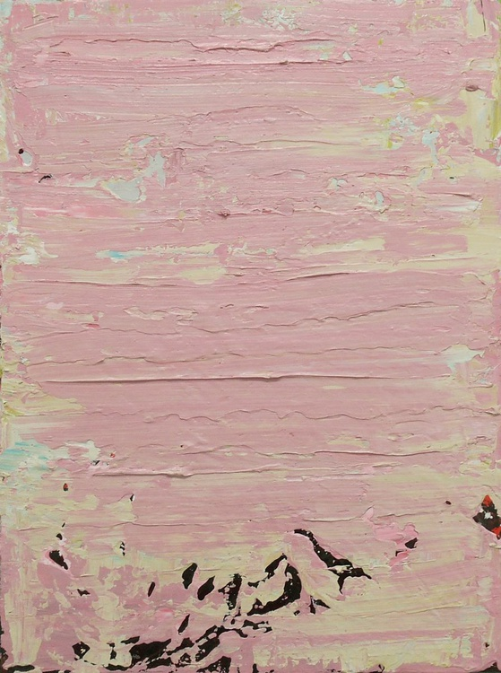 """Ice Pink - 16x12"""" - READY-TO-HANG - Image 0"""