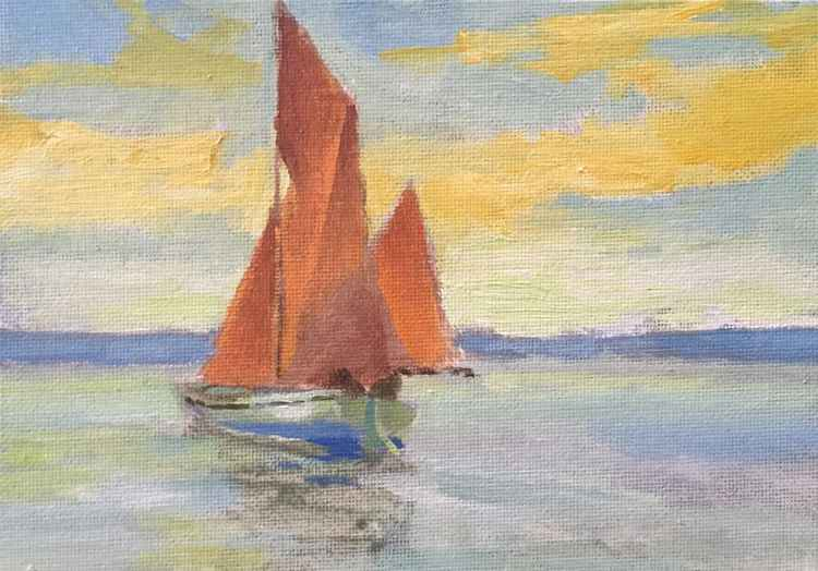 Sails Up -