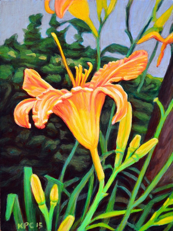 Day Lily - Image 0