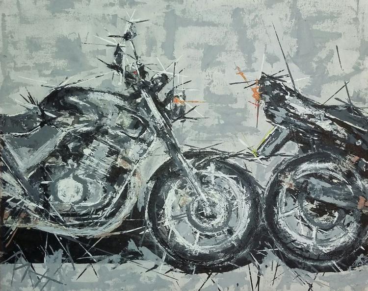 Motorbike..meeting myself coming back ! - Image 0