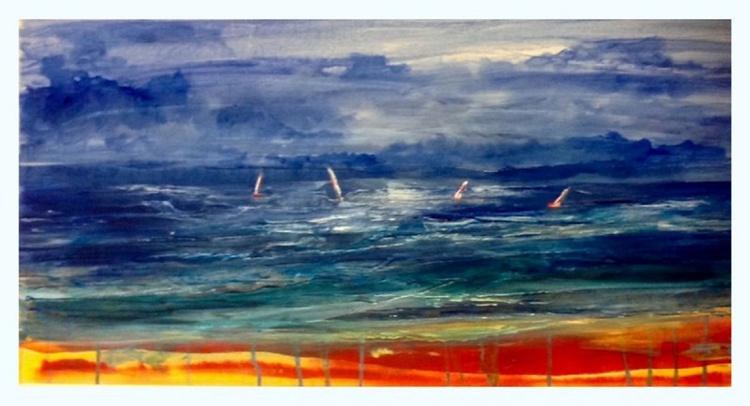 Sea sails 2 - Image 0