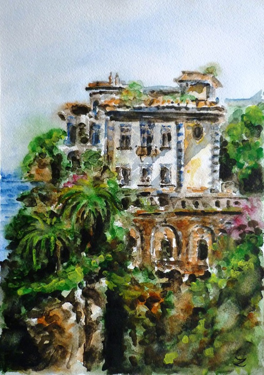 Old Villa in Italy - Image 0