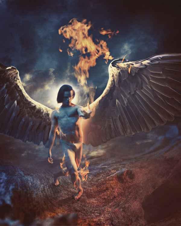 La Percepción de Lucifer | Limited edition of 100 -